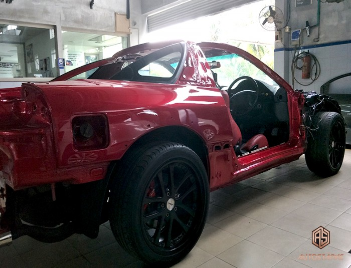 car wrapping and car painting in Kochi, kerala